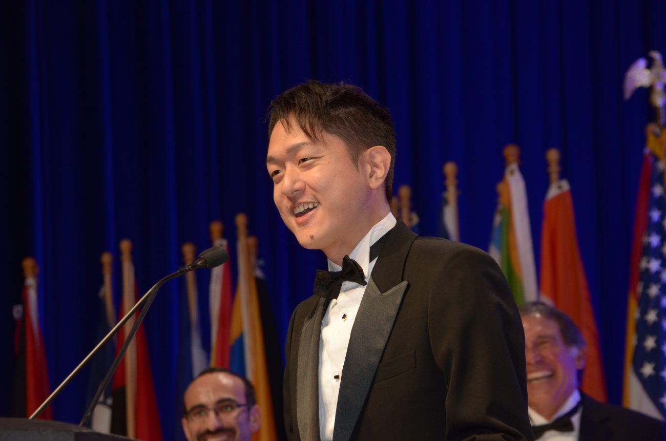 (Award) 2018 International Young Energy Professional of the Year 受賞