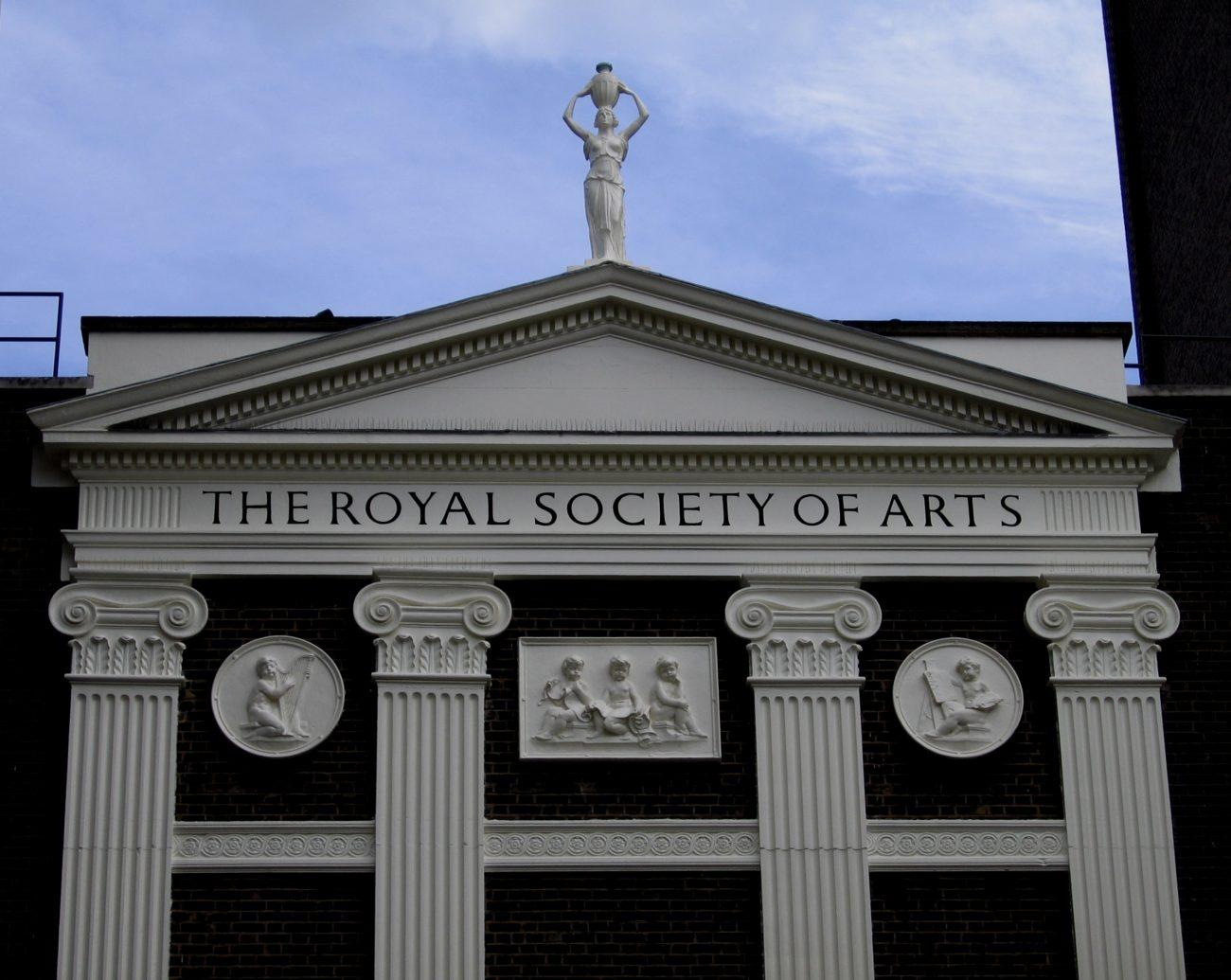 (Award) 王立技芸協会(Royal Society of Arts)フェロー選出