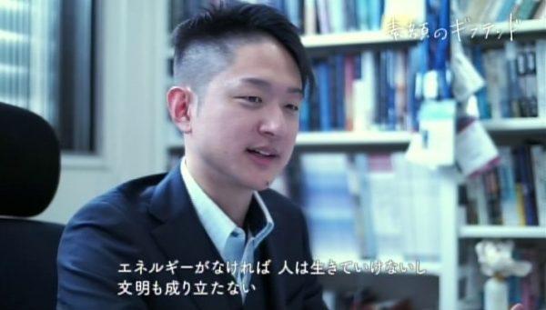 (TV) NHKドキュメンタリー『素顔のギフテッド』 出演