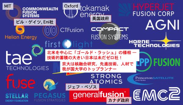(Presentation) ビジネス段階に入った核融合エネルギー開発